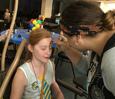 Face Painting in Chesterfield